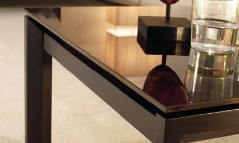 cristallo | tavolini classici da salotto by acro design - Tavolini Soggiorno Wenge
